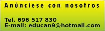 cartel publicidad web